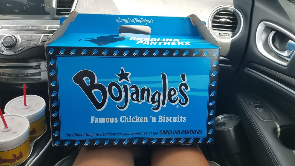 Bojangles Famous Chicken and Biscuits