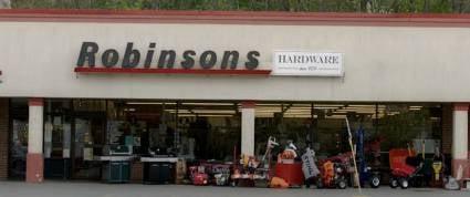 Robinsons Hardware & Rental: 1 Nicholas Rd, Framingham, MA