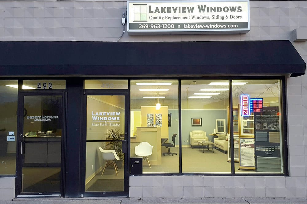 Lakeview Windows: 490 Marshall St, Coldwater, MI