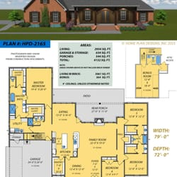Home Plan Designs Architects 345 Keyway Dr Flowood MS