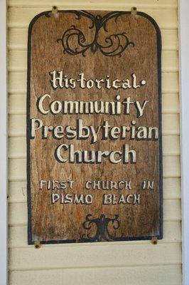 Presbyterian Church Of Pismo Beach 990 Dolliver St Pismo Beach Ca