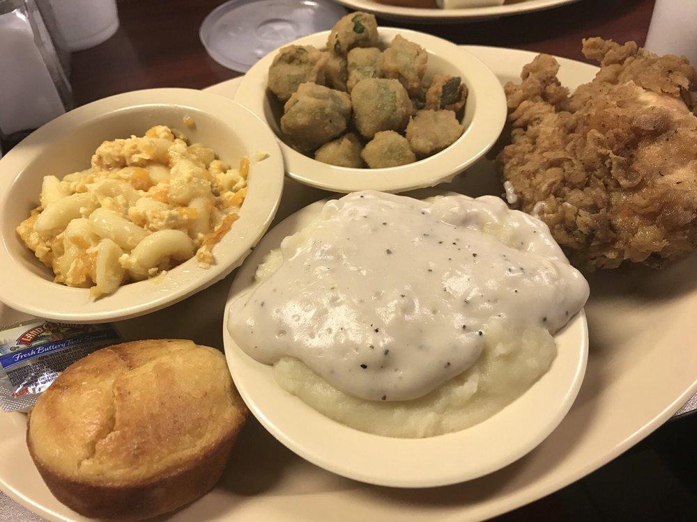Dixie Family Restaurant II: 701 Wade Hampton Blvd, Greenville, SC