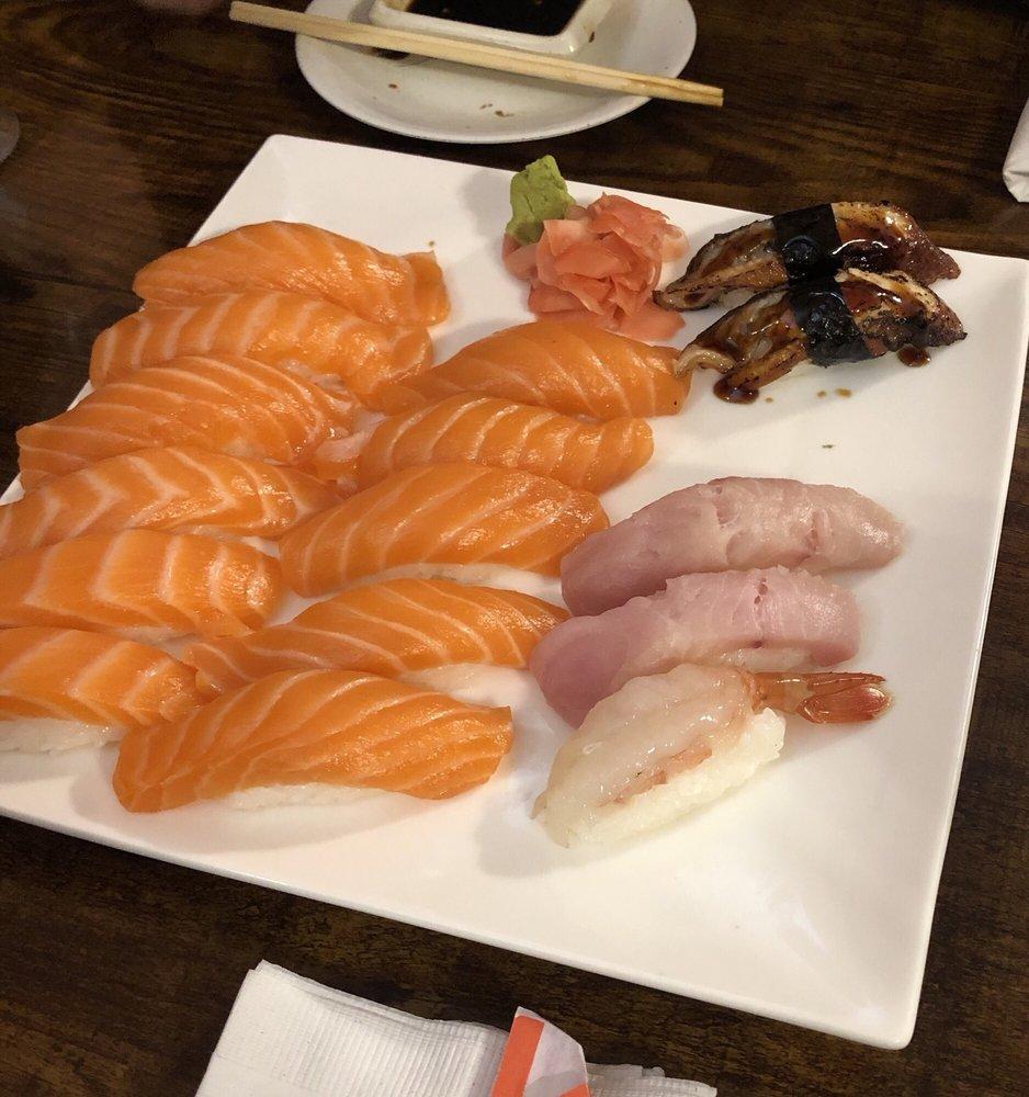 Sakura Japanese Restaurant: 595 Hillsboro Rd, Franklin, TN