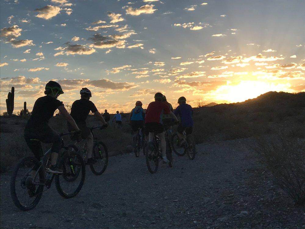 Wild Bunch Desert Guides: N Frank Lloyd Wright Blvd, Scottsdale, AZ