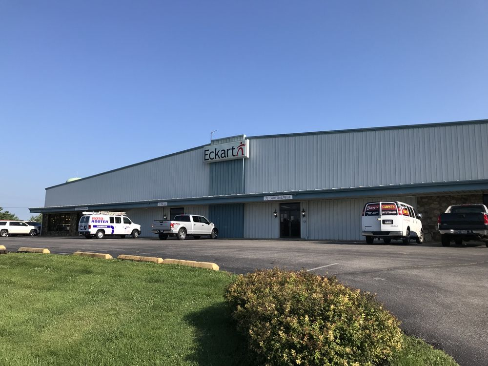 Eckart Supply: 426 Quarry Rd NW, Corydon, IN
