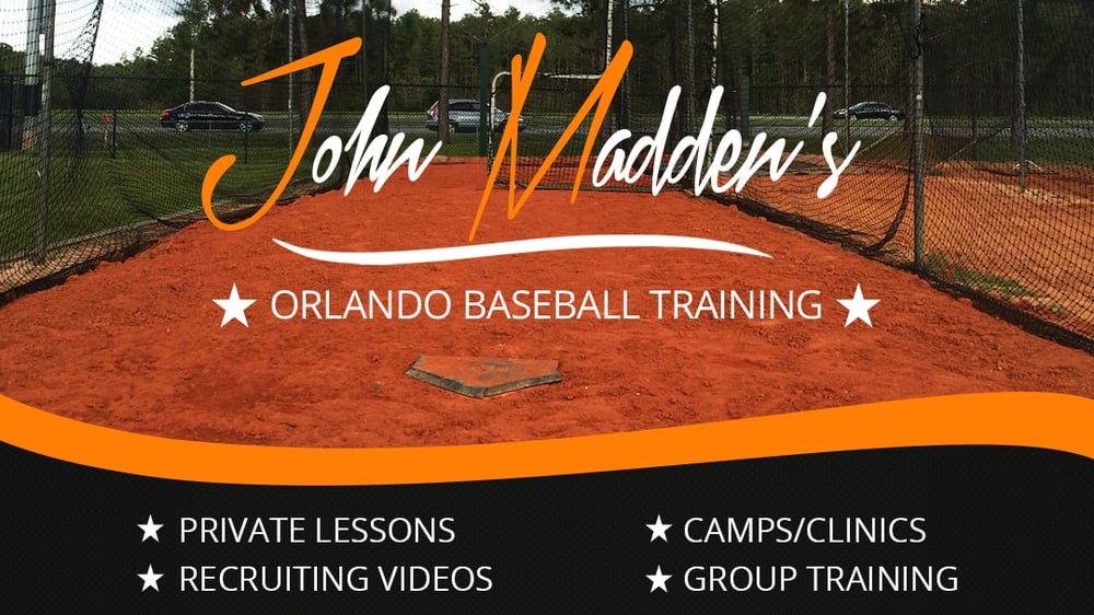 Orlando Baseball Training