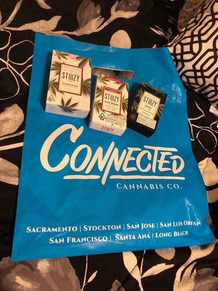 Connected Cannabis: 678 N Wilson Way, Stockton, CA