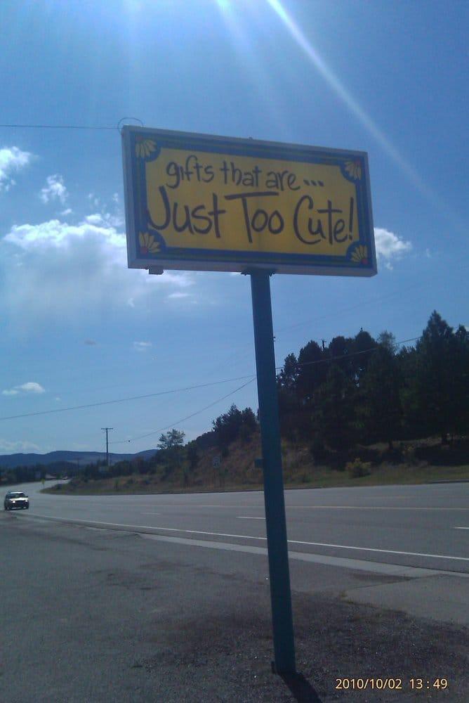 Just Too Cute: 12148 Hwy 14N, Cedar Crest, NM
