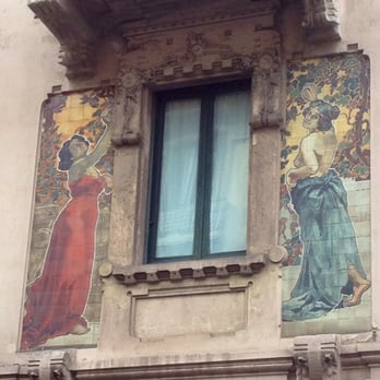 Casa galimberti monumenti luoghi storici e d 39 interesse for Piani di casa stile cracker florida