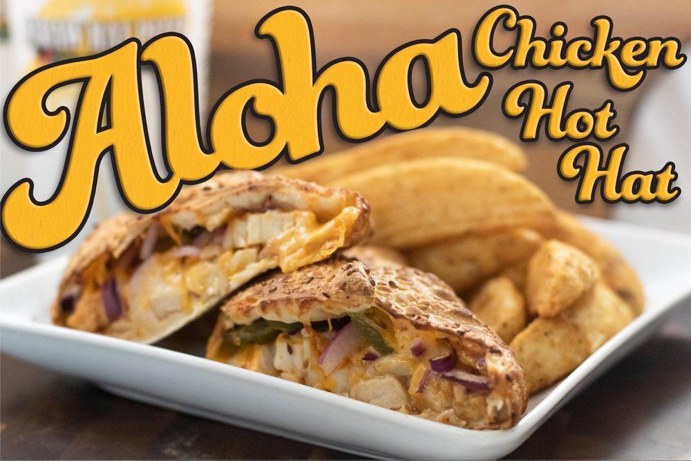 Huron Straw Hat Pizza: 36618 Lassen Ave, Huron, CA