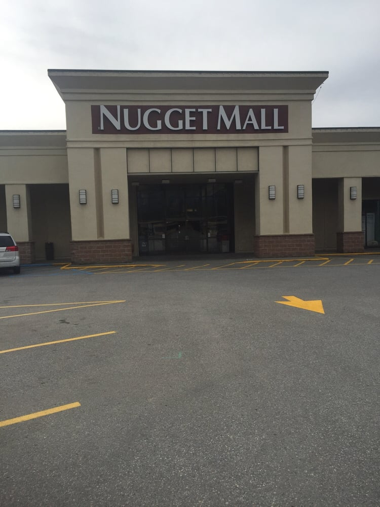 Nugget Mall Shopping Center
