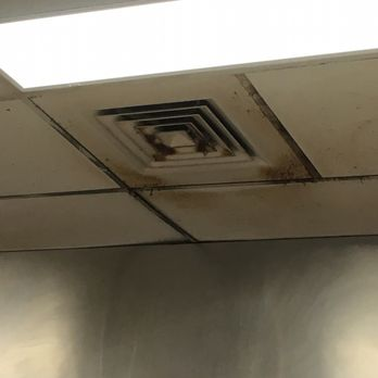 Photo Of Magic Wok   Toledo, OH, United States. Vent Above Kitchen.