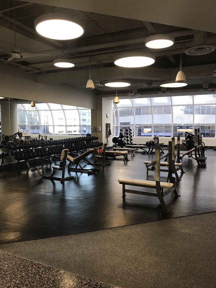Fit Athletic Club: 1200 McKinney St, Houston, TX