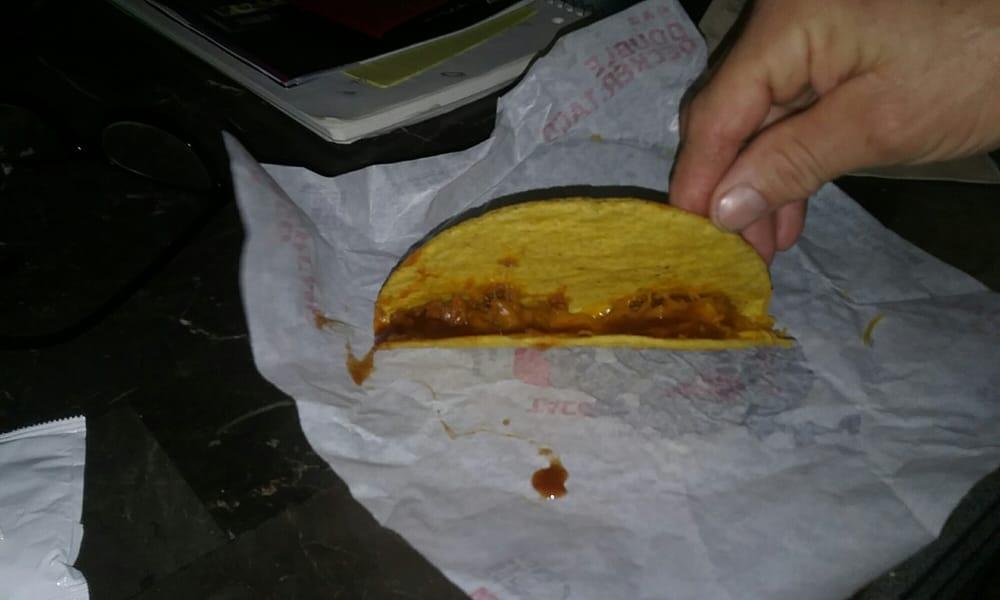 Taco Bell: 3779 Highway 280, Alexander City, AL