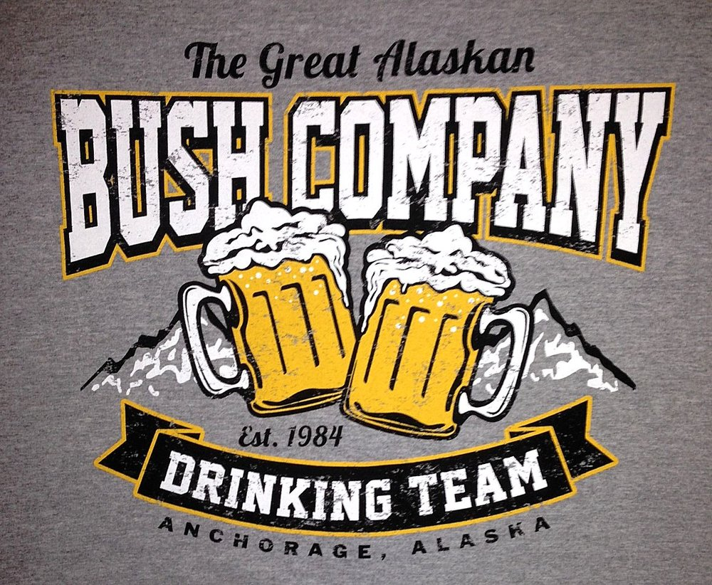 Great alaskan bush co strip club