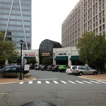 Hoffman Center Restaurants Alexandria Va