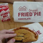 Photo Of Arbuckle Mountain Fried Pies Davis Ok United States Chocolate Was
