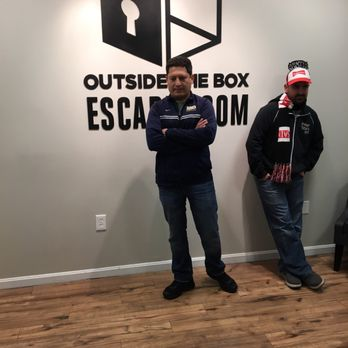 Outside The Box Escape Room And Harrisburg