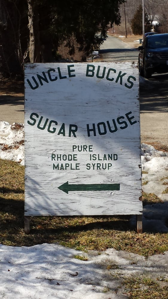 Uncle Buck's Sugar House: 11 Church St, Hopkinton, RI