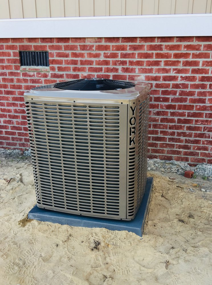 Fallaw Heating & Air Conditioning: 1017 Peach Festival Rd, Gilbert, SC