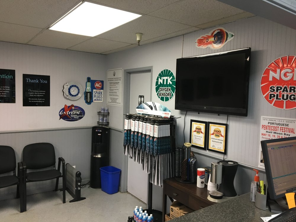 Paulo's Auto Care: 129 Main St, Half Moon Bay, CA