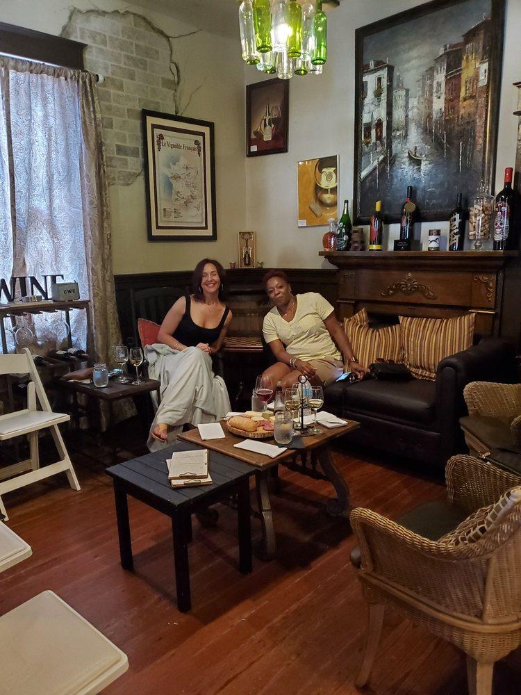 Social Spots from Carrera Wine Cellar