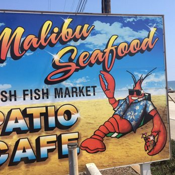 Malibu seafood fresh fish market patio cafe 1815 for Malibu seafood fresh fish market patio cafe