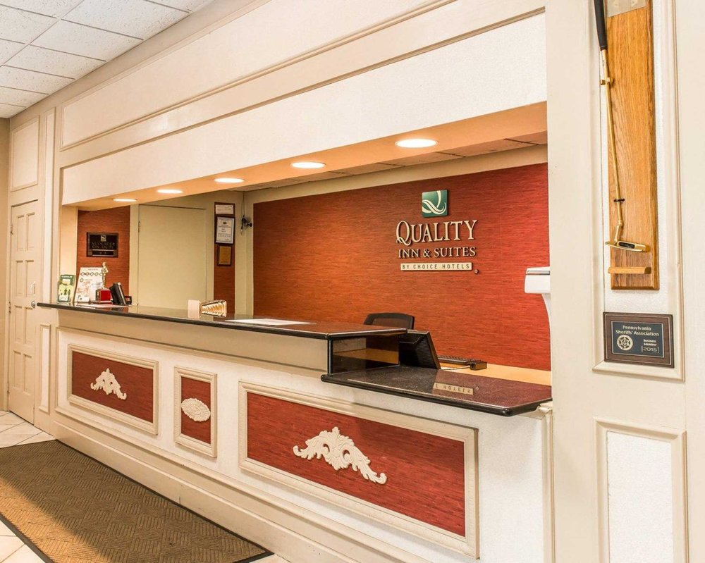 Quality Inn & Suites: 1545 Wayne Ave, Indiana, PA