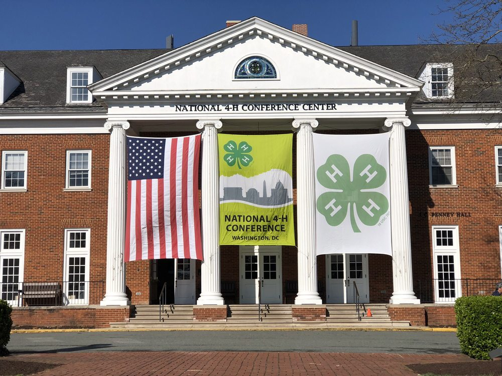 National 4-H Conference Center: 7100 Connecticut Ave, Chevy Chase, MD