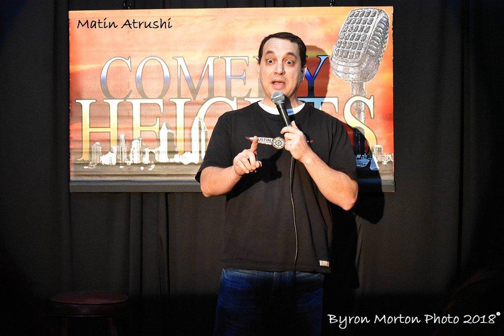 Comedy Heights: 4590 Park Blvd, San Diego, CA