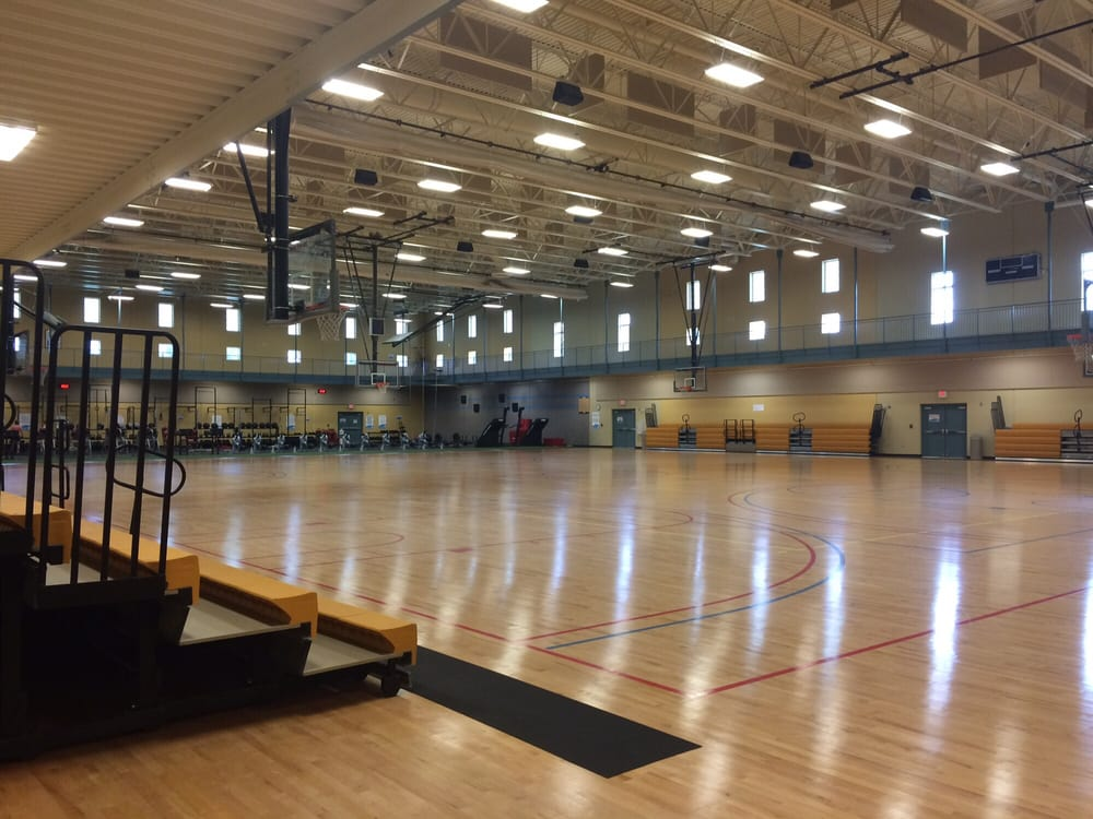 Johnson fitness center sports clubs vanguard rd