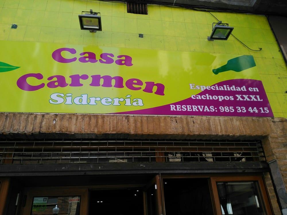 Sidrer a casa carmen cucina delle asturie calle manso - Sidreria casa carmen gijon ...