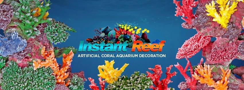 Artificial Coral Reef Aquarium Decoration For Saltwater Fish