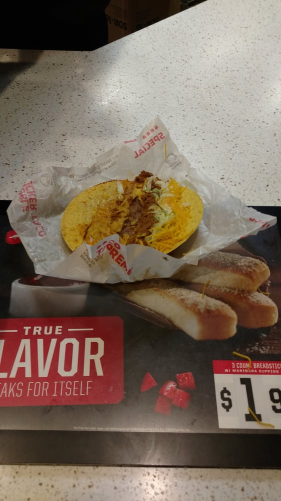Taco Bell: 616 State Street, Marysville, WA
