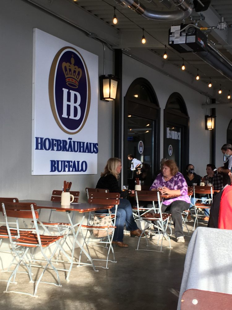 Hofbrauhaus Buffalo: 190 Scott St, Buffalo, NY