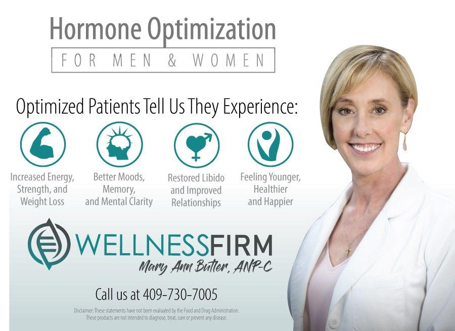 Wellness Firm: 2990 Laurel Ave, Beaumont, TX