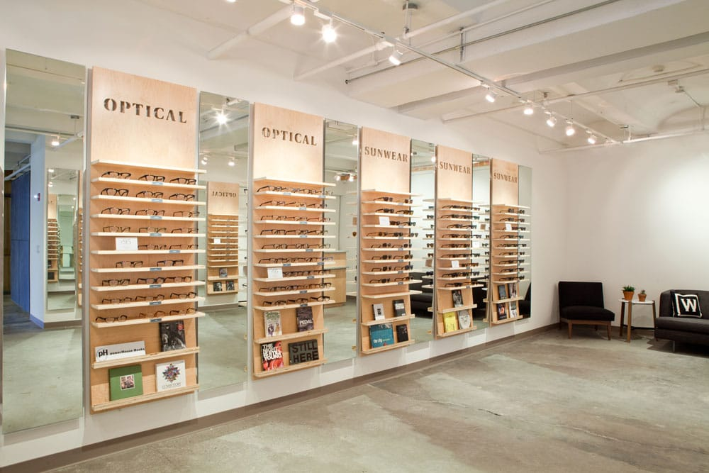 Warby Parker New York City Hq And Showroom 42 Photos