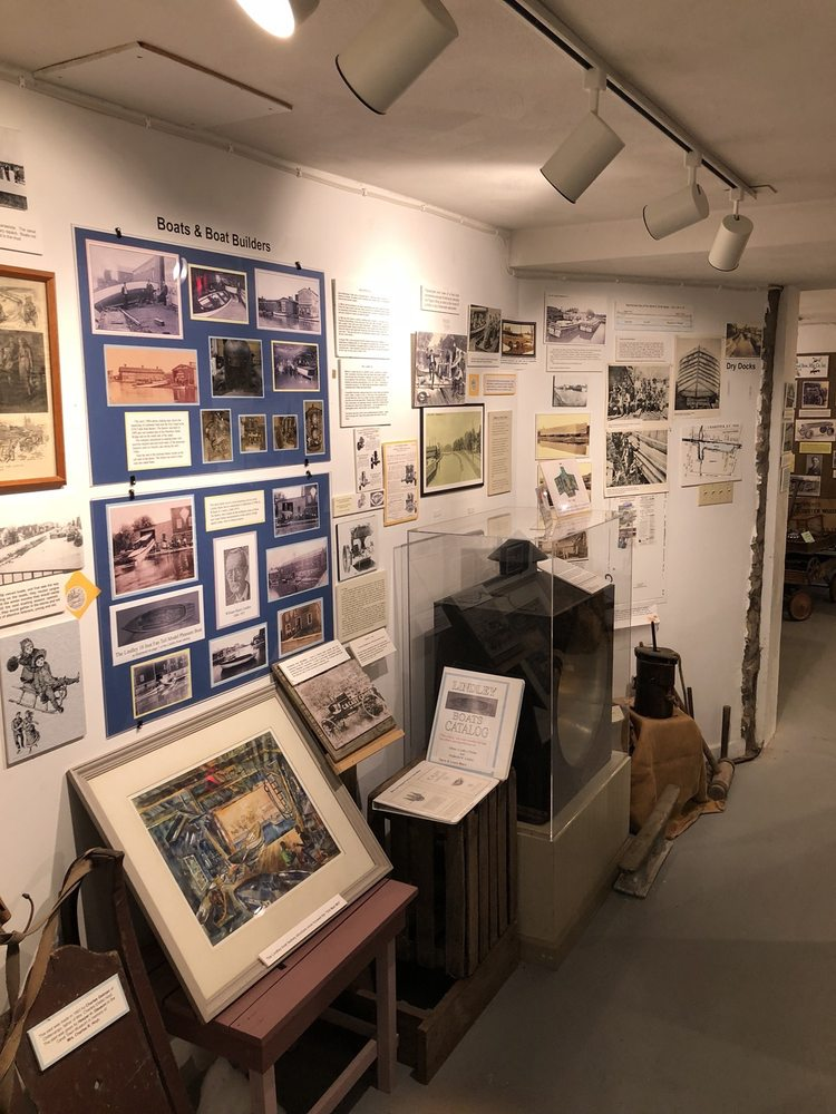 Canal Town Museum: 122 Canal St, Canastota, NY