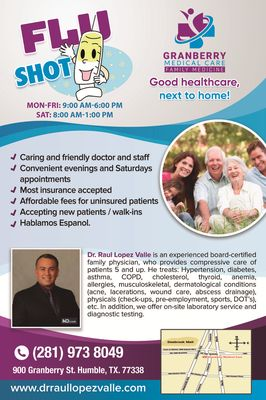 Granberry Medical Care 900 Grandberry St Humble, TX Doctors - MapQuest
