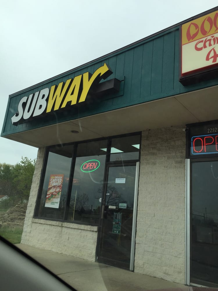Subway: 22919 Broadway Ave, Bedford, OH
