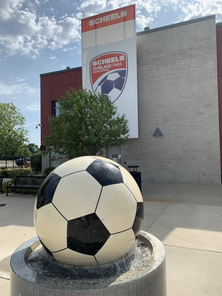 Scheels Overland Park Soccer Complex: 13800 Switzer Rd, Overland Park, KS