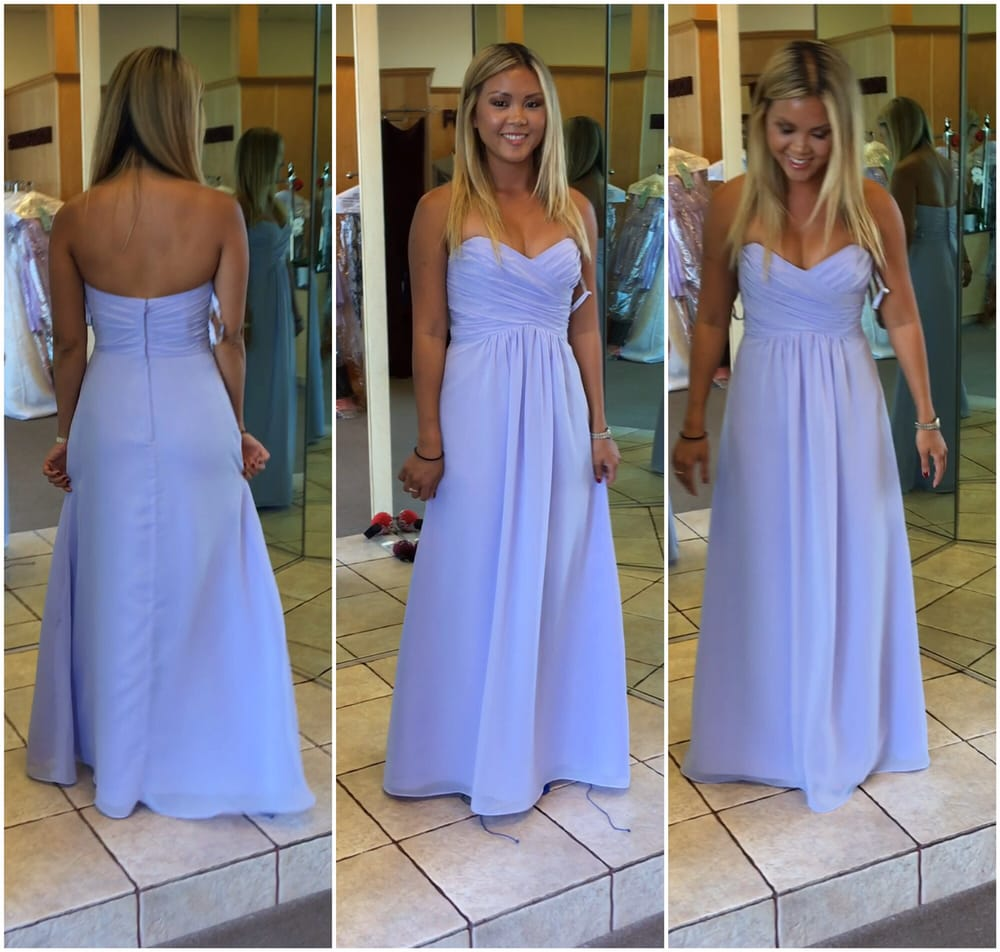 My bridesmaid dress that was 2 sizes too big and long and harry photo of lucys tailoring huntington beach ca united states my bridesmaid dress ombrellifo Image collections