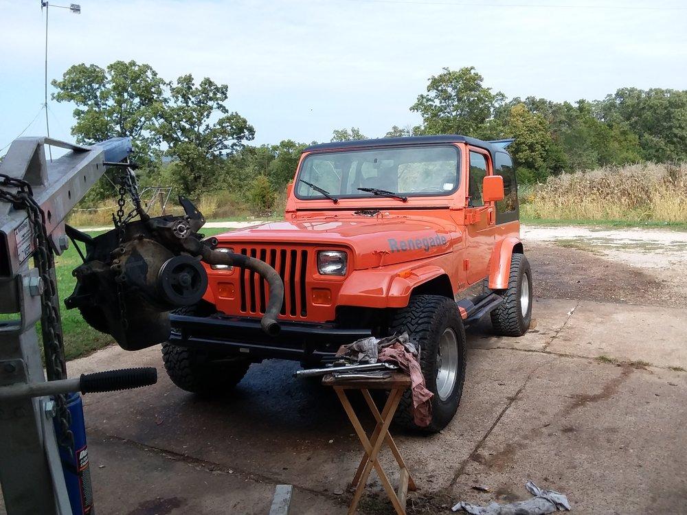 JCK Motors: 2836 State Highway Uu, Cuba, MO