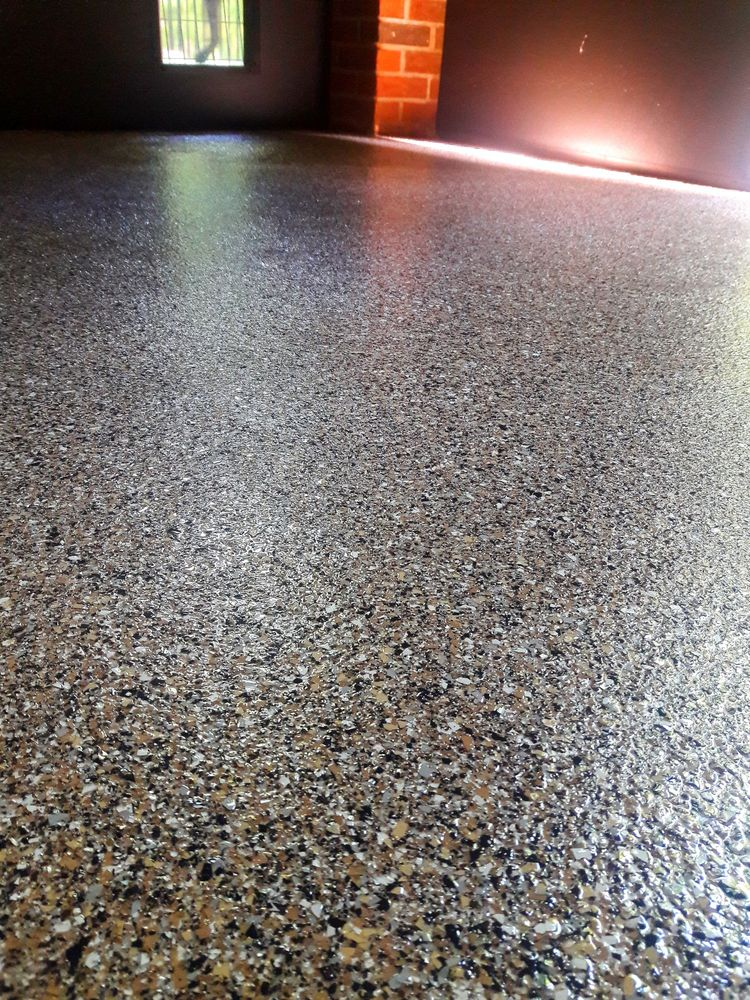 Photo of IronDrive Garage Floors: Easley, SC