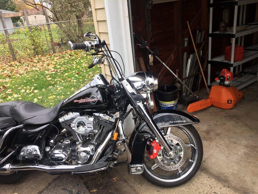 Iron Nation Harley Davidson