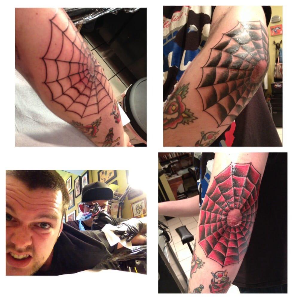 Let It Bleed Tattoo: 1124 Polk St, San Francisco, CA