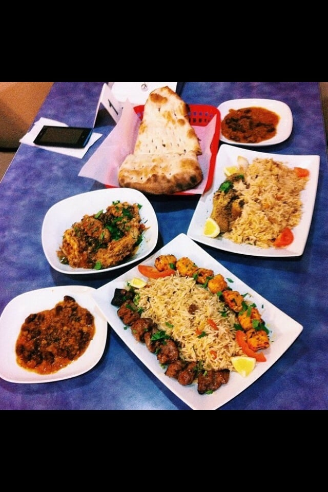 I got lamb and chicken and naan yelp for Afghan cuisine houston tx