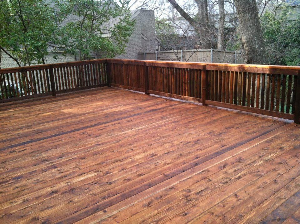 Frisco Tx Deck Staining Yelp