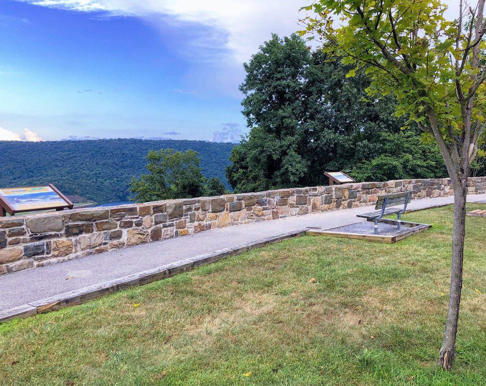 Ridenour Overlook: Henderson Overlook Rd, Huntingdon, PA