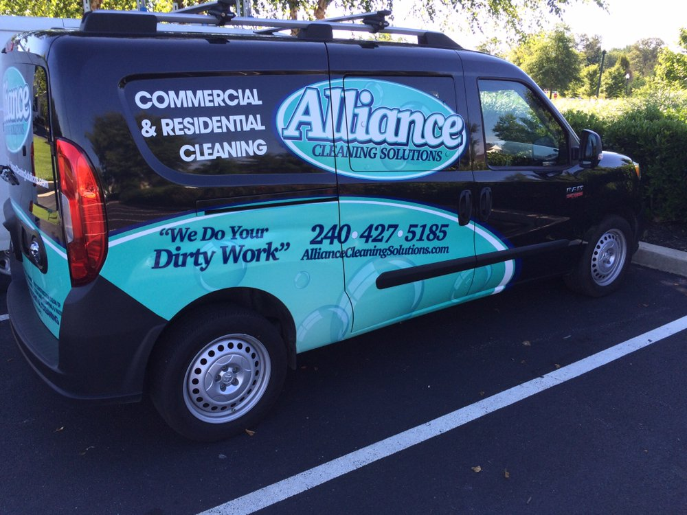 Alliance Cleaning Solutions: 28 Industrial Park Dr, Waldorf, MD